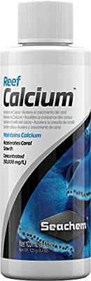 Seachem Reef Calcium Liquide Bio Source