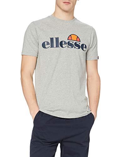 ellesse T-Shirt Homme Prado Gris chiné S