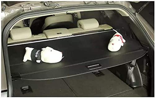 Retrattile Copribagagliaio Copertura per Hyundai ix45 2014-2017, Protezione Coperchio Posteriore Tronco La Privacy, Auto Ripiano Portaoggetti Cargo Cover