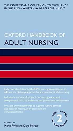 41hzFcML3aL - Oxford Handbook of Adult Nursing (Oxford Handbooks in Nursing)