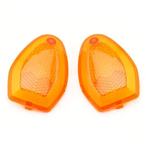 XCVUISDFJK Accesorios de decoración de Coches Turn Signal Light Lens Fit para...