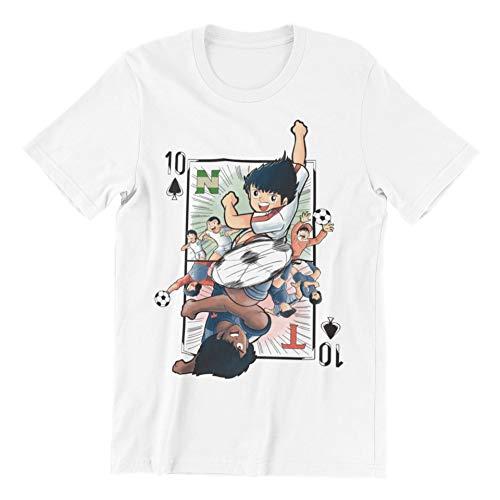 Vulfire Maglietta Uomo Due Fuoriclasse (Bianco, XL)