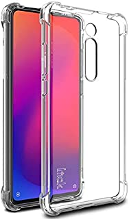 Ebogor för Xiaomi RedMi K20 / K20 Pro Case, all-inclusive chocksäker Airbag TPU COVER CASE med skärmskydd (metall svart) (...