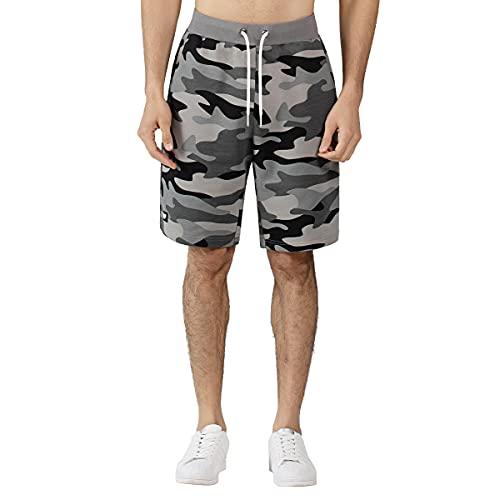 Extreme Pop Hombre Pantalones Cortos de...