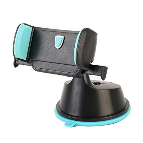 FWUDI Ventilación del Soporte del teléfono del Coche montado en automóvil Multifuncional Silicone Sujetador Teléfono Móvil Tablero de Aire Outlet Dashboard Teléfono Móvil
