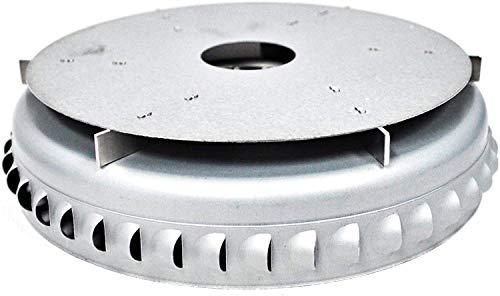 Ametek Lamb 31253 - Alloggiamento per Ventola del Motore stazionario, 14,5 cm