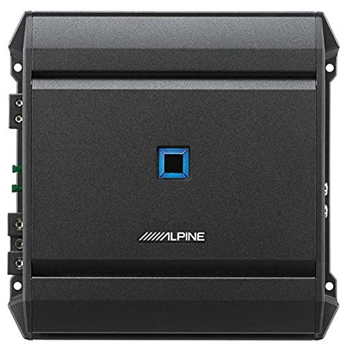 1 amplifier compatible with ALPINE S-A60M monophonic class d 1 channel 600...