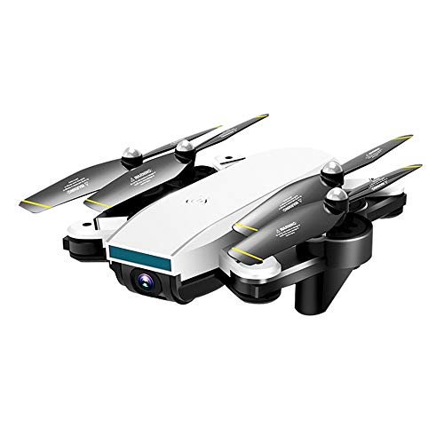 HRYHY Drone Professional Zoom Control 4K Wide-Angle Camera WiFi 1080P Dual Camera RC Helicopter...