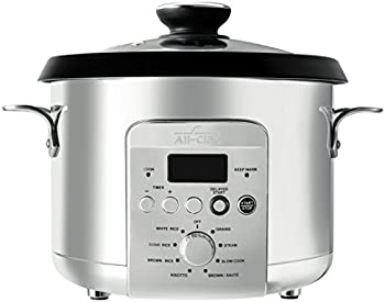 All-Clad 4 Qt Grain Electric Rice and Grain Cooker
