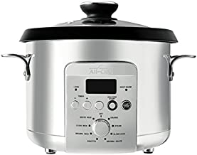 All-Clad Electric Multi Rice Cooker, 4 Qt Grain, Stainless Steel