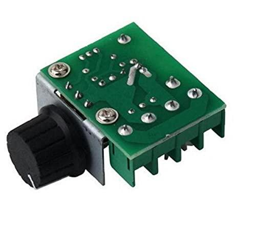 220v Regulador De La Velocidad del Motor Termostato Regulador Los Reguladores De Voltaje 2000w Scr