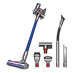 Cord free, Hassle free, Powerful suction for versatile cleaning The V7 Animalpro+ includes dollar 60 worth of extra tools for whole home cleaning. Includes Flexi Crevice tool, Mini motorized tool, Stubborn Dirt brush, Combination tool, Crevice tool, ...