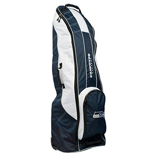 Team Golf NFL Seattle Seahawks Travel Golf Bag