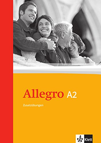 Allegro A2: Zusatzübungen mit Lösungen