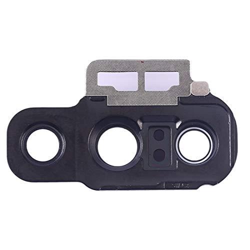 YIHUI Repare Repuestos Cubierta de Lente de cámara for Huawei P20 Pro Partes de refacción (Color : Black)