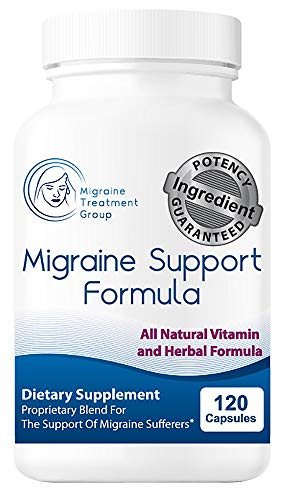 HELPS ALL TYPES AND SEVERITIES: From moderate to severe headaches, our formula has been designed to help with all types and severities of migraine headaches. 12 CLINICALLY BACK INGREDIENTS: We use the highest-quality, most important nutrients your bo...