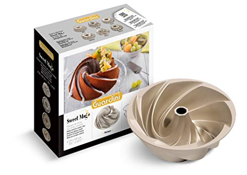 Molde para horno de 24,5 centímetros de aluminio fundido de Guardini