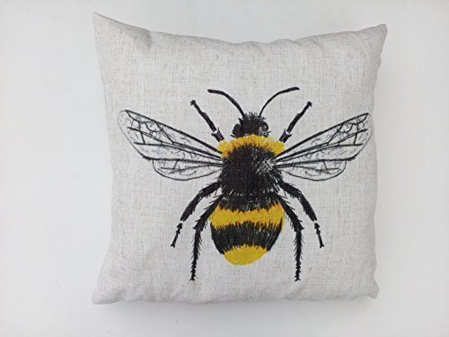 Coussin Bbb Bumble Bee 43,2 x 43,2 cm