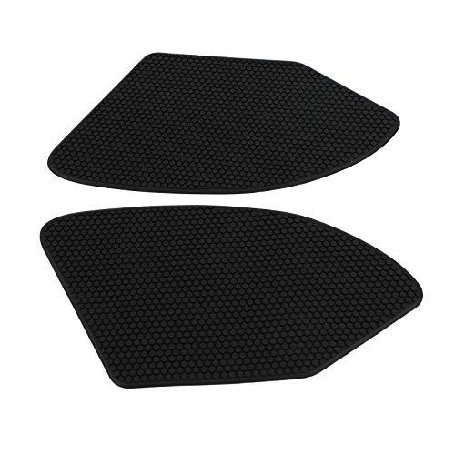 2 almohadillas de tracción lateral para tanques de tracción / ajuste para S U Z U K I/GSX-R GSXR 1000 2017 2018 2019 piezas de accesorios de motocicleta