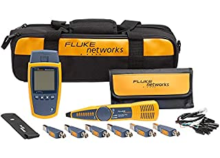 Fluke Networks microscanner ²-Testeur de câble réseau (163 x 76 mm x 36 0-45 °C 0-90-%60 °C 0-75%) (B000QJ6S06) | Amazon price tracker / tracking, Amazon price history charts, Amazon price watches, Amazon price drop alerts