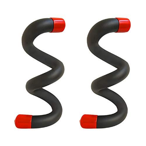 Peso de la muñeca, peso de tobillo 2 x 0,7 kg. Peso ajustable en el tobillo pulsera para dar forma al ejercicio, marcha, natación, jogging, gimnasia, aeróbic, yoga, gimnasio, color negro