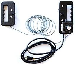 Hand-held Hot Wire Foam Cutter w/100 ft Nichrome wire