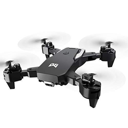 TFNAI avec caméra WiFi Pliable Drone HD 4K Double caméra, Grand Angle vidéo en Direct RC Quadcopter avec Maintien d'altitude à Distance contrôle des Avions