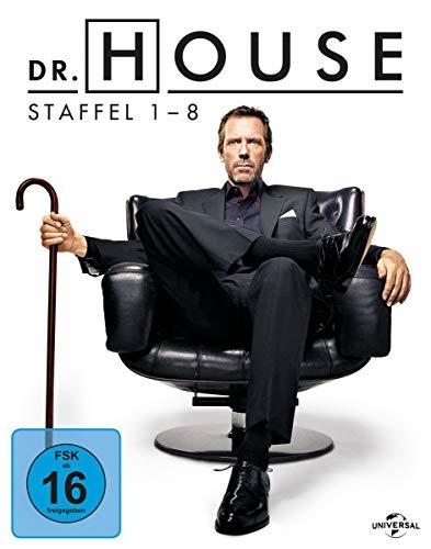 Dr. House - Die komplette Serie [Blu-ray]