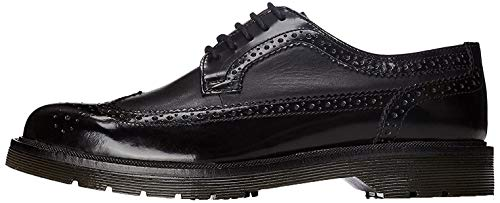 find. Abbott Chunky Brogues, Schwarz (Black), 39/40 EU