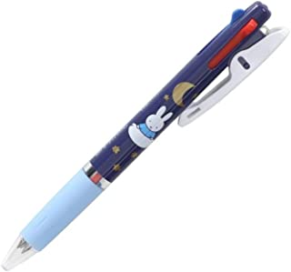 ビーエスエス ミッフィー 3色ボールペン ジェットストリーム 0.5 ブルー EB234A