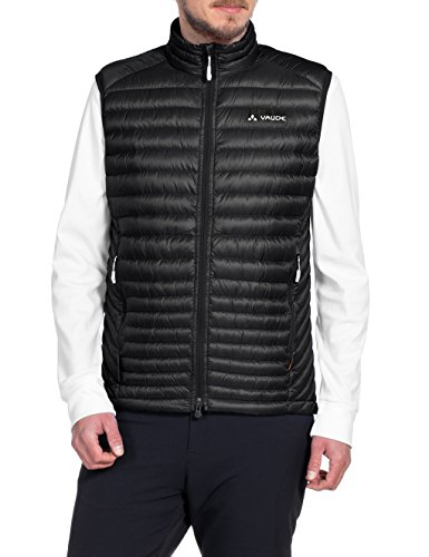 VAUDE Herren Weste Kabru Light Vest, Black, XL, 05735