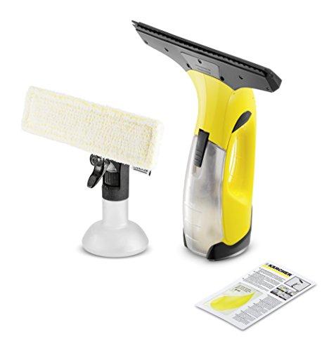 Kärcher 16332200 WV 2 Plus Window Vac, 10 W, 240 V, Yellow/Black