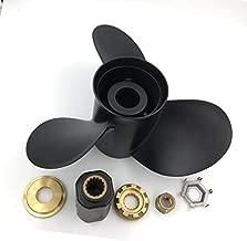 KZY 13 x 18? Hélices de Aluminio para Exteriores Mercury 40-125 HP 48-16988A46