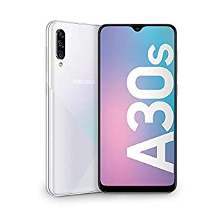 SAMSUNG Galaxy A30s Smartphone Portable débloqué 4Go de RAM / 64Go Double Sim Blanc (B07XBV44J9) | Amazon price tracker / tracking, Amazon price history charts, Amazon price watches, Amazon price drop alerts