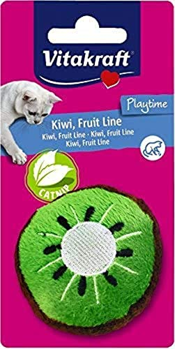 Vitakraft Hundespielzeug Kiwi Sonore mit Katzenminze