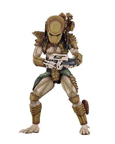 Alien vs Predators Actionfigur Arcade Hunter Predator Multicolor, aus Kunststoff, Hersteller: NECA.