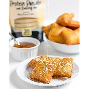 FlapJacked Protein Pancake & Baking Mix, Buttermilk, 24oz