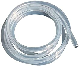 IQQI Silicone Tube, 3mm Flexibele Silicone Rubber Tubing Water Lucht Slang Pijp Voor Pump Transfer,3 * 5mm(5m)