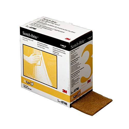 Scotch-Brite Clear Blend Prep Scuff 07745, 4-3/4 in x 15 ft