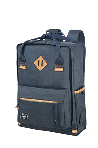 American Tourister Urban Groove Lifestyle - 17,3 Zoll Laptop Rucksack, 45 cm, 28 L, blau (denim)