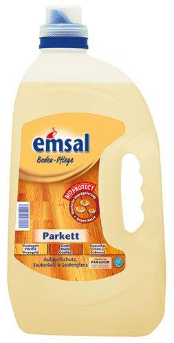 emsal Parkett Bodenpflege - 1x 5 Liter