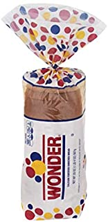 Wonder Bread Classic White Bread Loaf (4 Pack)