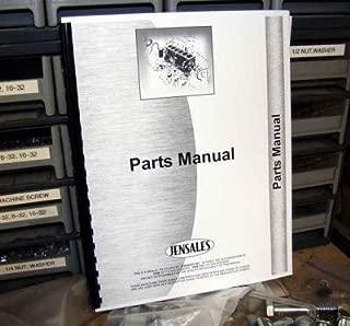 NEW HOLLAND & 451 Mower Parts Manual