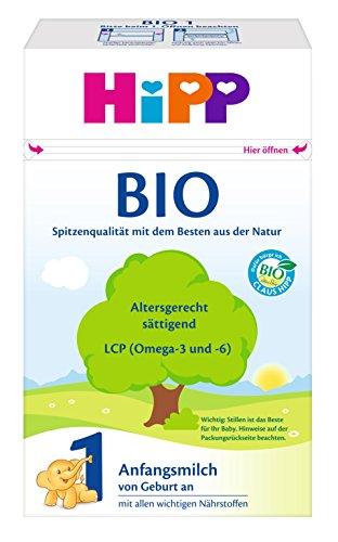 HiPP Milchnahrung 1 Bio Anfangsmilch