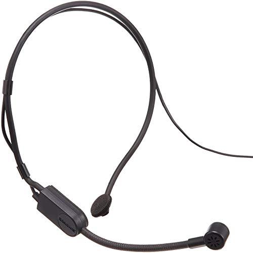 SHURE Micrófono Condensador Vocal Cardiodide de diadema, Conector TA4F