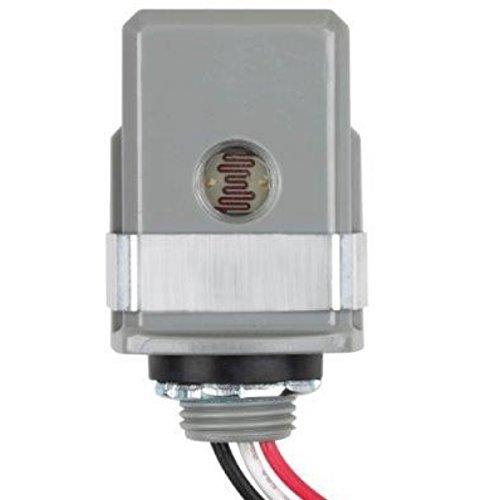 Stem Mount LED Photo Control 120-277V Dusk to Dawn Photo Sensor, Photocell for Wall Packs