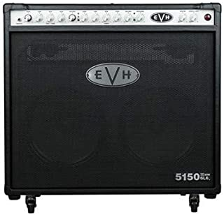 EVH 5150 III 50-Watt 2x12 Inches Tube Combo Amp - Black