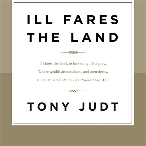 Ill Fares the Land audiobook cover art