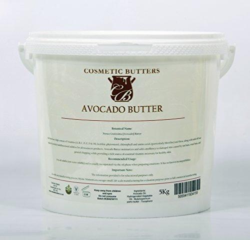 Avocado Butter - 100% rein und natürlich - 5Kg
