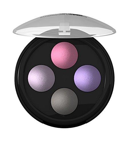 lavera Sombra ojos brillo cuatro -Lavender Couture 02 - cosméticos naturales 100%...
